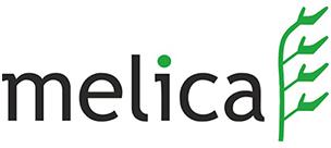Melica miljökonsulter logotyp